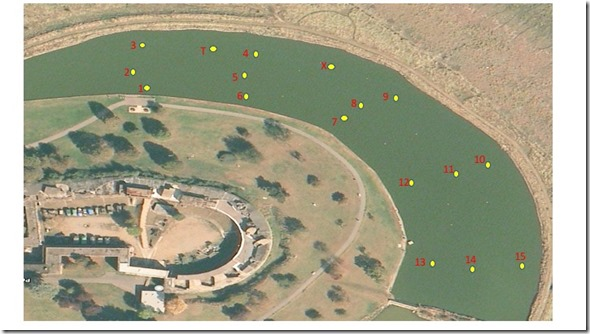 Coalhouse Fort Marks